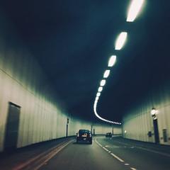 All a blur (Olly Denton) Tags: car road light blur street driving passenger tunnel transit filming journalism photojournalism doors lights iphone iphone6 6 vsco vscocam vscolondon ios apple mac limehousetunnel limehouse london uk