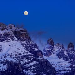 DSC03035-2 (Abboretti Massimiliano-Mountain,Street and Nature ) Tags: abboretti alps alpi dolomiti dolomites sonya7r2 sony madonnadicampiglio valrendena brenta moon anseladams