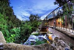 Old Mill (Rickydavid) Tags: parcodiveio vecchiomulino oldmill bridge ponte falls cascate cascatadellamola vejo veii fossopiordo