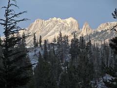 Matthes Crest (Mike Dole) Tags: johnmuirtrail yosemitenationalpark california sierranevada