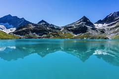 Lake Blue (sila87) Tags: alpen barensteinkogel berchtesgaden kehlsteinhaus obersalzberg osterreich urlaub uttendorf wandern weissee