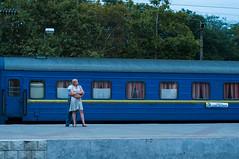 Odesa station I (Eleonora Sacco | Pain de Route) Tags: ukraine ukraina ucraina 2016 summer