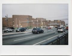 New Jersey State Prison (RevDebbie) Tags: prison prisonwedding newjersey nj njprison newjerseyprison trenton trentonnj instax instax210 fujiinstax210 fuji fujifilm instantcamera instantgratification instantphotography mercercountynj building