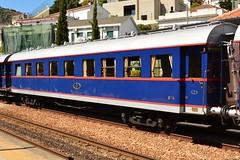 Carruagem Sy4 (Comboio Presidencial) - Pinho (valeriodossantos) Tags: comboio cp fmnf fundaomuseunacionalferrovirio train passageiros sy4 comboiopresidencial vilajoya vilajoyadouro especial pinho alij linhadodouro caminhosdeferro portugal