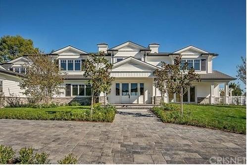 Дом Кайли Дженнер в Хидден-Хилс, Калифорния