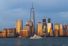 Wealthy ( drunkcat) Tags: worldfinancialcenter worldtradecenter downtownmanhattan wallstreet wealthy yacht