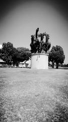 Danie de Jager Equine Sculpture (kelethusi) Tags: sculpture danie de jager equine art minister sport center lc villers