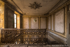 secession 06 (Travelers Of The Past) Tags: chateau secession castle kasteel urban exploration urbaine decay friche forbidden place spoted lieu abandonne urbex