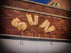 Rising SUN (Pete Zarria) Tags: tennessee neon sign legendary music studios sun elvis cash