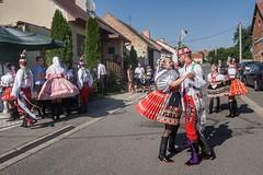 Celebrate the harvest! Moravia 2016. (beyondhue) Tags: tradition moravia harvest vinobrani costume people dance music celebrate festival travel street beyondhue 2016 fun czech republic morava wine hody