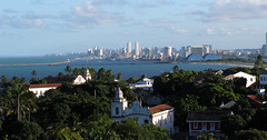 Olinda e Recife (Luiz Carlos Targino Dantas) Tags: recife olinda olindaerecife cidade patrimniohistrico igrejas canon g12 canong12 powershotg12 canonpowershotg12