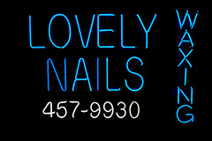 Lovely Nails Waxing (Jeremy Brooks) Tags: california marincounty nails neon phonenumber sanrafael telephonenumber usa waxing camera:make=fuji camera:make=fujifilm camera:model=xpro2