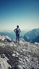 view. (Saskia Kempf) Tags: view mountains berge bayern bavaria sterreich help austria alpen gipfel aussicht