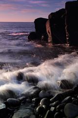 Craster coast (Stella RD) Tags: sunrise craster coastal path