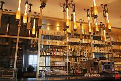 Vous prendrez bien aussi un caf  Versailles ? (mamnic47 - Over 6 millions views.Thks!) Tags: versailles versailleschateaudeversailles restaurant restaurantore alainducasse cafcontemporain 26092016 img1492 bar liqueurs alcools bouteilles caf