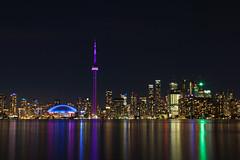 Toronto (miguel_sanada) Tags: canon5d toronto canada centreisland torontoislandpark skyline 50mmf14