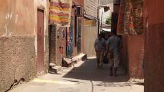 Marrakesh - Pray call close to Dar Si Said museum (nizega) Tags: morocco maroc marruecos dar si said museum pray call surroundings africa medina
