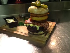 The Stockbridge Burger