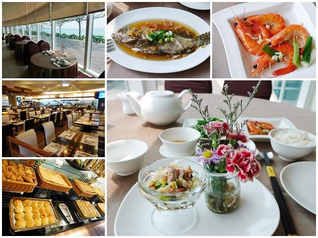 墾丁夏都沙灘酒店.早餐.buffet.地中海宴會廳.中式套餐page