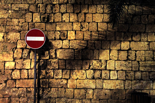 No Entry! by rabiem22, on Flickr
