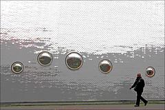 Patinoire de Lige (claude lina) Tags: architecture belgique icerink cailles lige wallonie baleine hublots longdoz patinoireolympique mdiacit groupelescaut