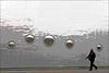 Patinoire de Liège (claude lina) Tags: architecture belgique icerink écailles liège wallonie baleine hublots longdoz patinoireolympique médiacité groupelescaut