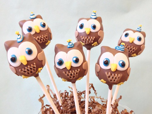 Party Owls!