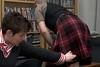 Naughty! (kilt4142) Tags: man male men scotland check kilt view under scottish scot kilts scots tartan kilted lifted scotsman upkilt