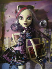 Catrine De Mew! (siouxsiette) Tags: monster cat de high doll were mattel mew catrine scaris
