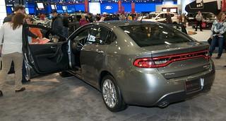 2013 Washington Auto Show - Upper Concourse - Dodge 3 by Judson Weinsheimer