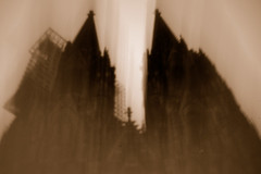 Kln, Dom. (Werner Schnell Images (2.stream)) Tags: sepia dom cologne kln ws