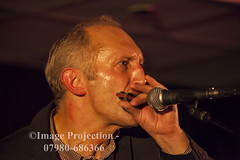 """Pete G & The Magnitones at the Boogaloo Promotions Blues Weekend at the Heathlands Bournemouth December 2012 • <a style=""""font-size:0.8em;"""" href=""""http://www.flickr.com/photos/86643986@N07/8450654869/"""" target=""""_blank"""">View on Flickr</a>"""