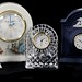 140. Collection of Wedgwood and Other Desk Clocks