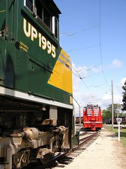 UP 1995, meet CB&Q 504 (Robby.Gragg) Tags: up union 1995 504 cnw cbq sd70ace sd24