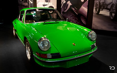 Green Frog (Raph/D) Tags: auto show paris france green cars car sport de eos automobile expo stuttgart 911 vert event versailles porsche 7d salon porte motor lime 27 viper rs 1973 carrera porsche911 ducktail renn retromobile 2013 rtromobile rennsport carrerars