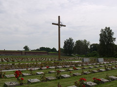 Terezin Cemetery - The Cross #3 (A.Nilssen Photography) Tags: camp cemetery concentration republic czech wwii graves ww2 theresienstadt ghetto kz lager worldwar2 terezin smallfortress holcaust