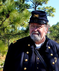 P2080255q23 (photos-by-sherm) Tags: winter camp nc war union rifles confederate civil american soldiers artillery wilmington reenactment