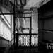 spooky pennhurst stairwell shot #1