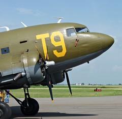 Southern Cross Nose, C-47 (flyvertosset) Tags: c47 n87745 flyvertossetnose southerncrossnose