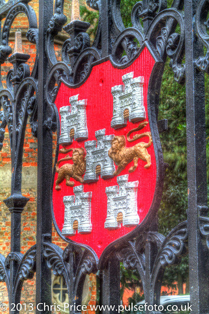 Coat of Arms Winchester Guildhall