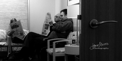 Waiting Room - Project Flickr: 07/52 - People