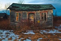 Route 20 Carlisle (Chicago_Tim) Tags: abandoned old hotel motel wood rustic newyork carlisle cabin dusk