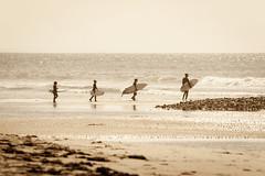 Surf @ Trestles (Laurent_Imagery) Tags: california shadow beach silhouette sport children coast sand nikon rocks surf action surfer board extreme group culture teens lifestyle surfing line surfboard leash sanclemente fins wetsuit d3 lightroom trestles
