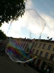 Oslo Grüner Lokka - Giant Bubble