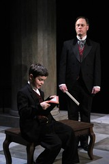 Aaron in Book-It Repertory Theatre's production of Anna Karenina (sgsterne) Tags: seattle wa annakarenina bookitrepertorytheatre andrewderyckekarenin