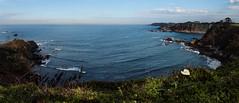 La Cala de Cambaredo -Explore- (Geli-L) Tags: flor asturias playa cala acantilado lacaridad elfranco mygearandme miradordecambaredo