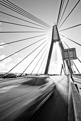Where do we go from here!? (Emmanuele Contini) Tags: sydney australia ponte brcke balmain wheredowegofromhere anzacbridge contnibb emmanuelecontini