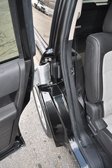 "2012 Ford Flex Rear Suicide Doors • <a style=""font-size:0.8em;"" href=""http://www.flickr.com/photos/85572005@N00/8498564276/"" target=""_blank"">View on Flickr</a>"