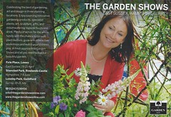 Rebecca Ford in Gardens Illustrated March 2013 (Mark and Rebecca Ford Art Sculpture) Tags: westsussex willow gardenshow rebeccaford stanstedgardenshow livingdome twocirclesdesign markandrebeccaford thegardenshowonline