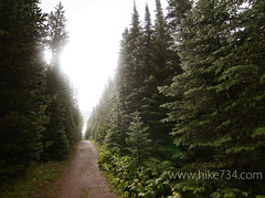 """Snowshoe Trail • <a style=""""font-size:0.8em;"""" href=""""http://www.flickr.com/photos/63501323@N07/8503668491/"""" target=""""_blank"""">View on Flickr</a>"""